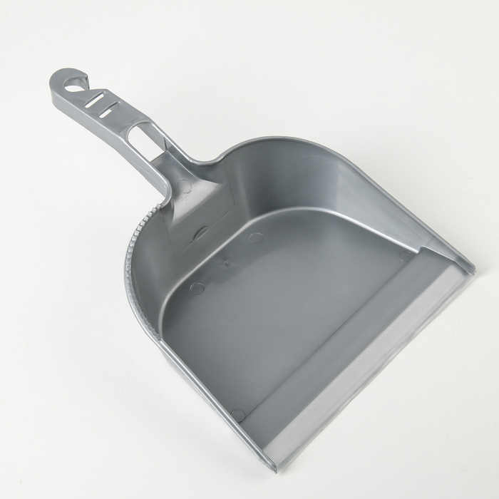 Совок для мусора, серый перламутр