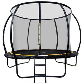Батут 10 ft, d=305 см, с внутренней защитной сеткой, с лестницей