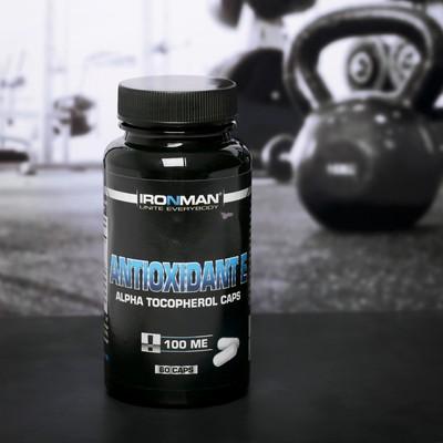 "Antioxidant - E ""IRONMAN"" 60 caps."