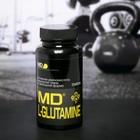 Аминокислоты MD L-Glutamint 72 капс.