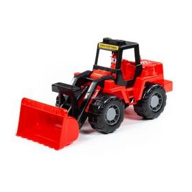 Трактор-погрузчик «Техник»