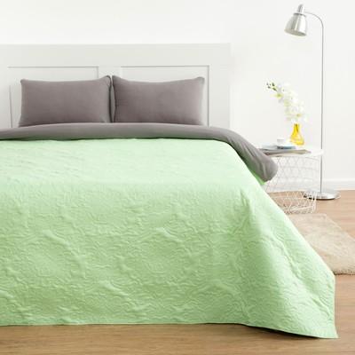 "Veil ""Ethel"" 1.5 SP. Col. light green 150×210 ± 5 cm, mikrofayber, 65 g/m2"