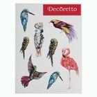 "Наклейки Decoretto ""Птички"""