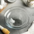 Набор посуды для запекания 2 шт: миска 21,5 см, миска 17 см