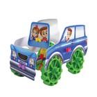 """Rubber Bubber Designer """"Transportation"""", 27 details, in package"""