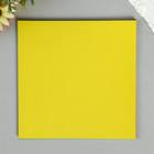 """Набор двухсторонней бумаги д/скрапбукинга """"ОДНОТОННАЯ"""" 20 цветов 15х15 см. 20 листов 160 гр."""