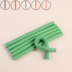"""Curler """"boomerang"""", d=1.5 cm, 24cm, 6pcs, MIX color"""