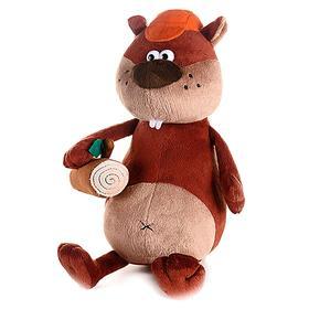 Мягкая игрушка «Бобер & Brevno», 27 см