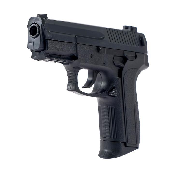 Пистолет пневматический «Ястреб»