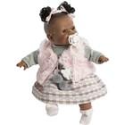 Кукла Berbesa, мягконабивная, Alicia, 38 см