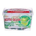 """Жевательная резинка """"Жум-Жум"""" со вкусом яблока, 4 г"""