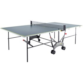 Теннисный стол с сеткой AXOS INDOOR 1, цвет серый