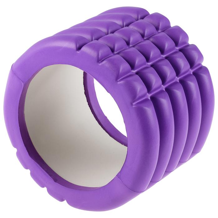 Роллер для йоги, 10 × 14 см, цвета микс