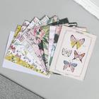 Коробочка с открытками и конвертами «CHASING DREAMS» 40 шт Crate Paper
