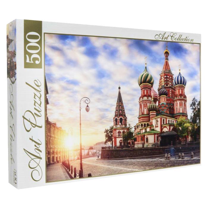 Пазл «Вечерняя Москва», 500 элементов