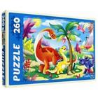 Пазл «Динозавры № 5», 260 элементов - фото 105596530