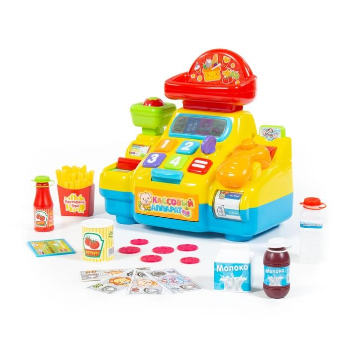 """Игровой набор """"Кассовый аппарат для супермаркета"""" 77073"""