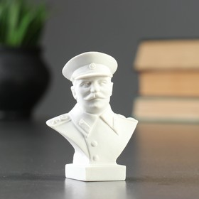 A bust of Stalin 9.5 cm