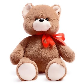 Мягкая игрушка «Медведь Саша» тёмный, 50 см 14-90-3