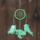 """Ловец снов """"Чистый воздух"""" зеленый 0,5х6х25 см"""