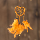 "Dreamcatcher ""the orange"" 0,5х7х25 cm"