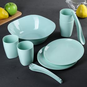 Набор посуды Helsinki, на 4 персоны, 17 предметов