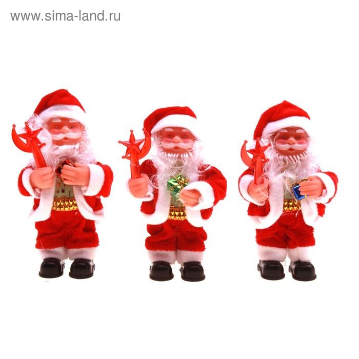 Дед Мороз, со звездой, микс