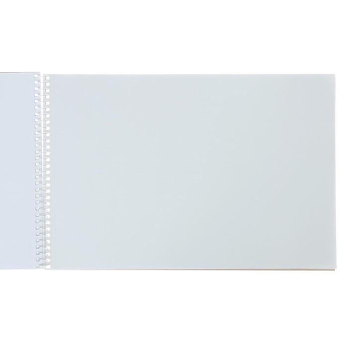 Альбом для рисования А4, 40 листов на гребне «Звёздные войны», обложка мелованный картон, МИКС - фото 554512673