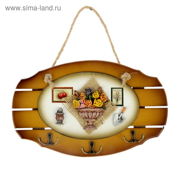 "Крючки декоративные ""Икебана"""