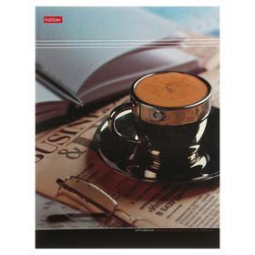 Папка на 2 кольцах А5, Hatber Office Style, 35 мм, 1500 мкм, с рисунком