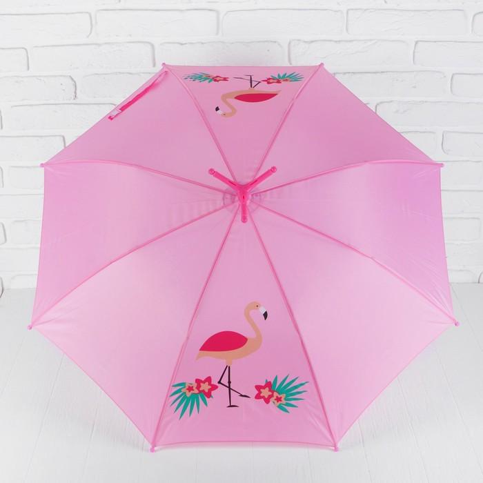 """Зонт детский """"Фламинго"""" 86х86х70 см"""
