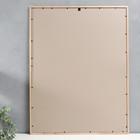 Фоторамка сосна с19 60х80 см (серебро) - фото 4631265