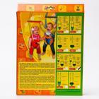 Детский развивающий тренажер «Прыгунки №5», в подарочной упаковке, цвет МИКС - фото 105811379