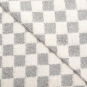 Одеяло байковое размер 100х140 см, цвет микс для универс., хл80%, ПАН 20%, 420гр/м - фото 3655793