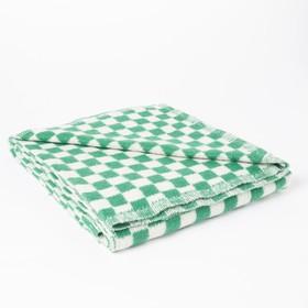 Одеяло байковое размер 100х140 см, цвет микс для универс., хл80%, ПАН 20%, 420гр/м - фото 3655797