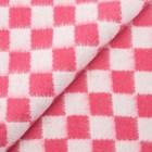Одеяло байковое размер 90х140 см, МИКС для дев., хл80%, ПАН 20%, 420гр/м - фото 105555062