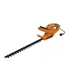 Кусторез электрический Carver HT-4542 E, 450 Вт, лезвие 42 см, 16 мм, двусторонний нож