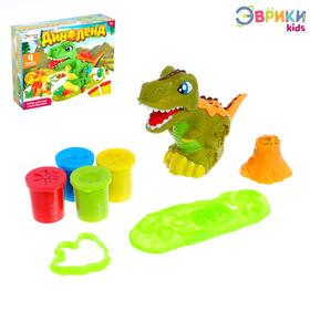 Набор для игры с пластилином «ДиноЛенд»
