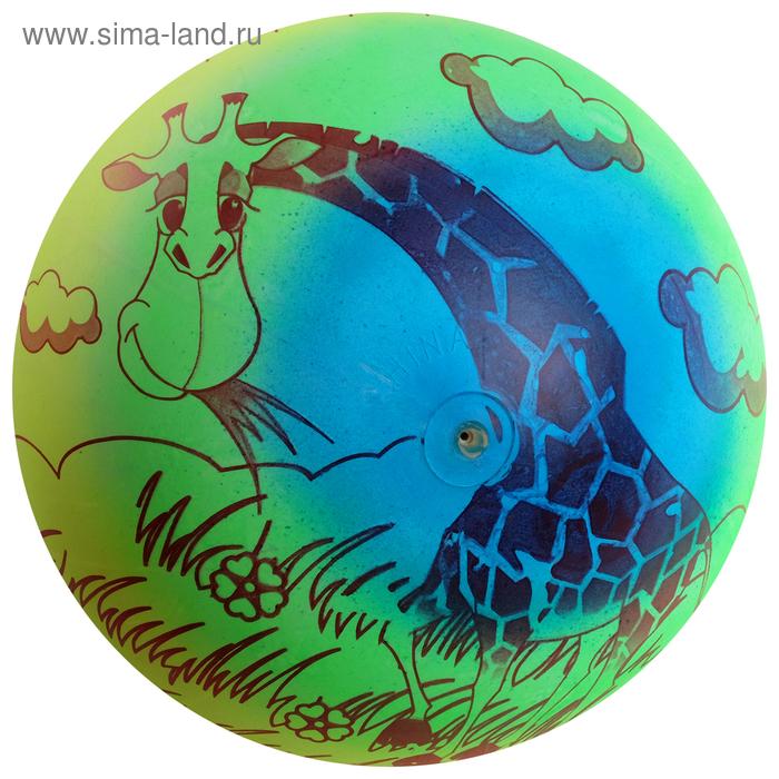 """Мяч детский """"Жирафик"""", d=22 см, 70 г"""