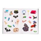Активити-книжка с рисунками светом «Маленький волшебник» - фото 105591199