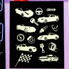 Активити-книжка с рисунками светом «Транспорт» - фото 105591233