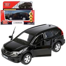 Машина металлическая Honda CR-V, 12 см , открываются двери