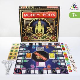 Экономическая игра «MONEY POLYS. Magic», 7+