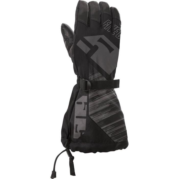 Перчатки 509 Backcountry 2.0, чёрный, 2XL
