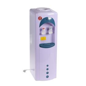 Кулер для воды AquaWork 16-LK/HLN, только нагрев, 700 Вт, бело-синий