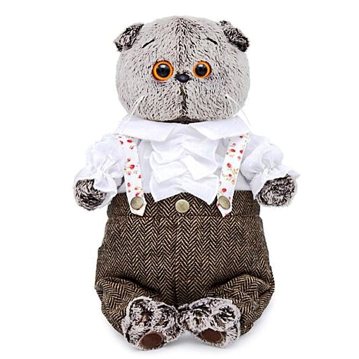 Мягкая игрушка «Басик-романтик», 22 см - фото 105613543