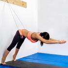 Набор верёвок настенных для йоги «Курунта» (4 верёвки с болстерами)