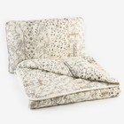 "Набор ""Экофайбер"", одеяло размер 110х140 см, 150гр/м2 + подушка 40х60 см"