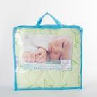 """Одеяло """"Бамбук"""" полиэстер, размер 110х140 см, 150гр/м2 - фото 105555427"""