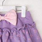 "Юбка KAFTAN ""Ballerina"" р.30 (98-104), фиолетовый - фото 105465716"